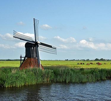 10 routes uit het hoge noorden van Nederland.
