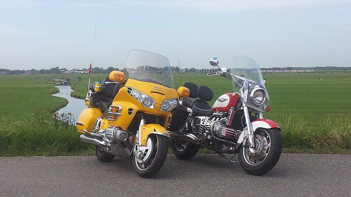 3 leuke motorroutes in Nederland + praktische tips