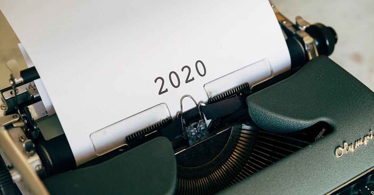 Afsluiter van 2020