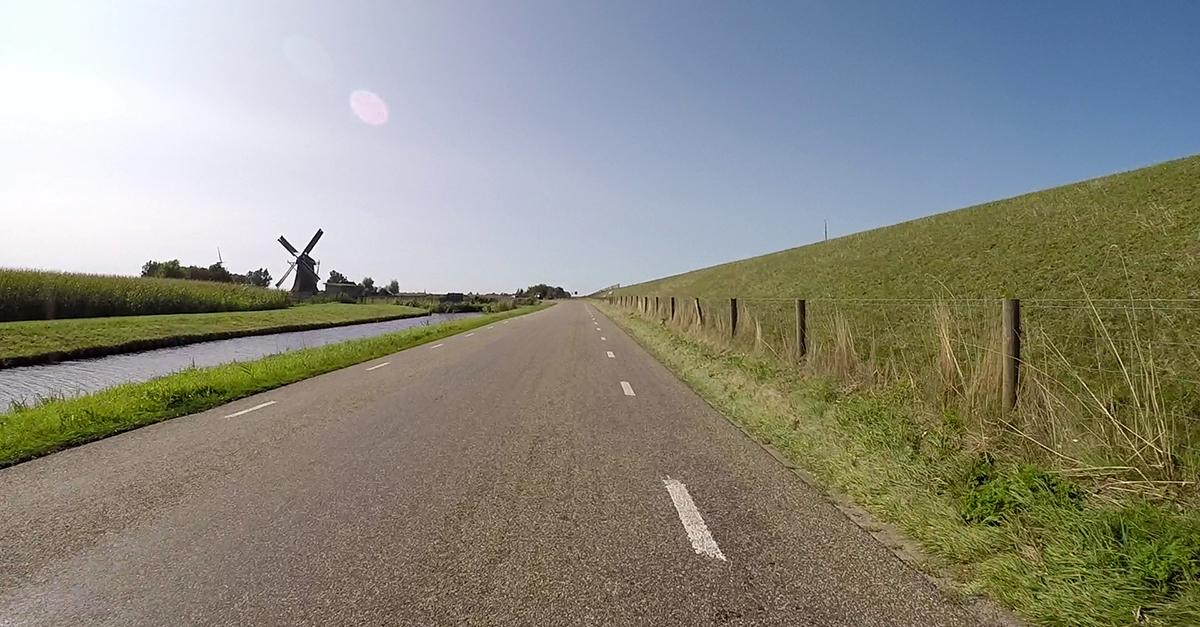 De routes van Johannes Rinzema in de spotlight