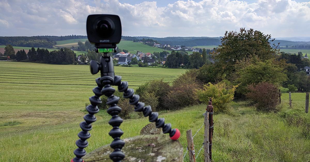 Guardo 360 Action cam