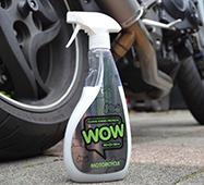 Het schoonmaakmiddel met het WOW effect?