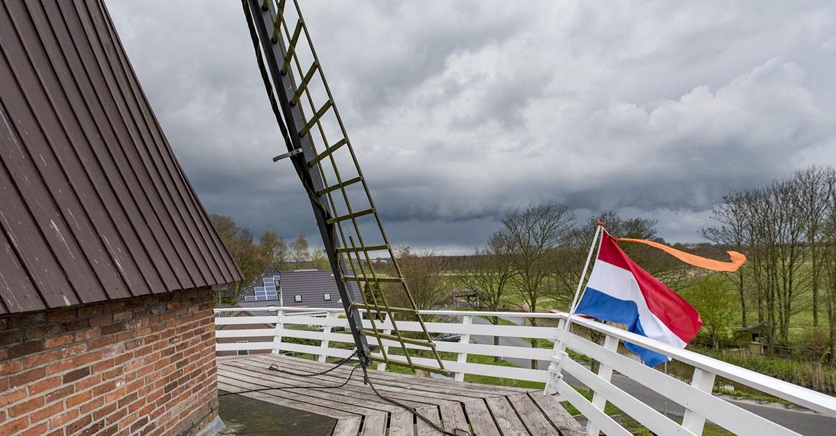 Motorroutes in Groningen