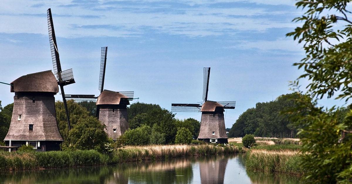 Motorroutes in Noord-Holland
