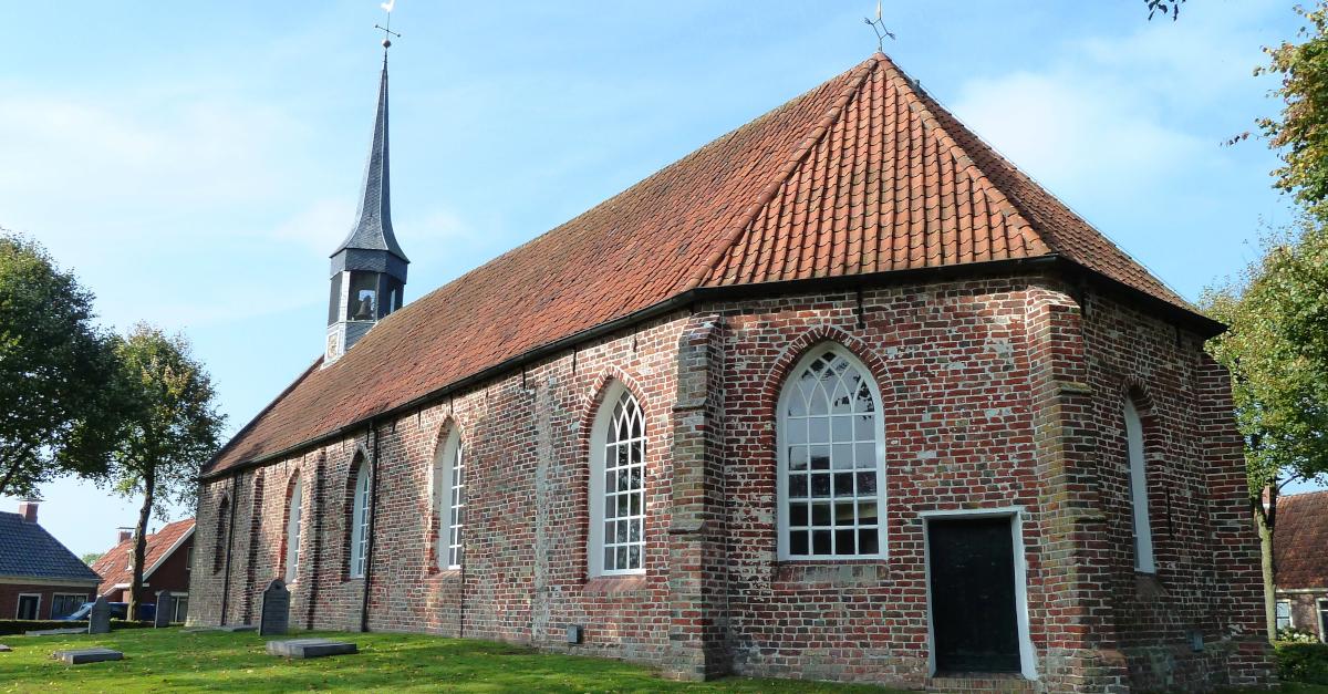 Niehove - Een rondje om de kerk