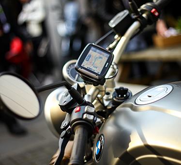 Routes uploaden naar je TomTom Rider