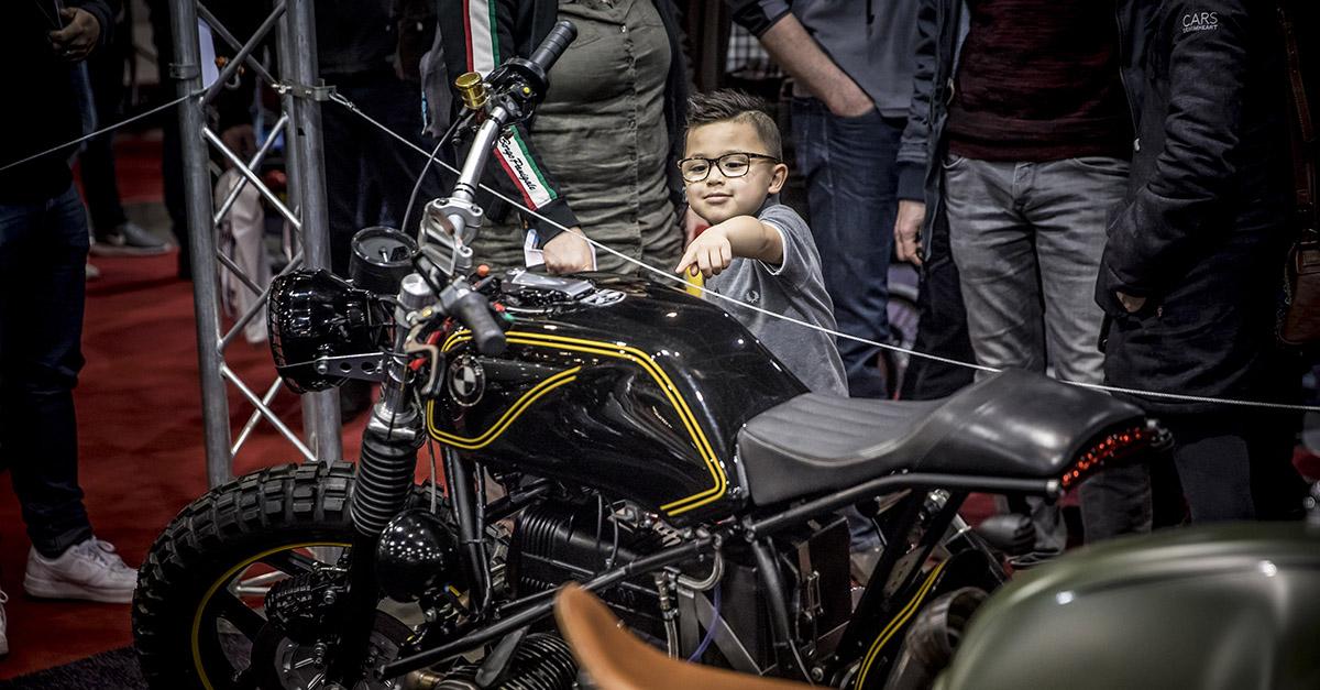 Start het motorseizoen op MOTORbeurs Utrecht