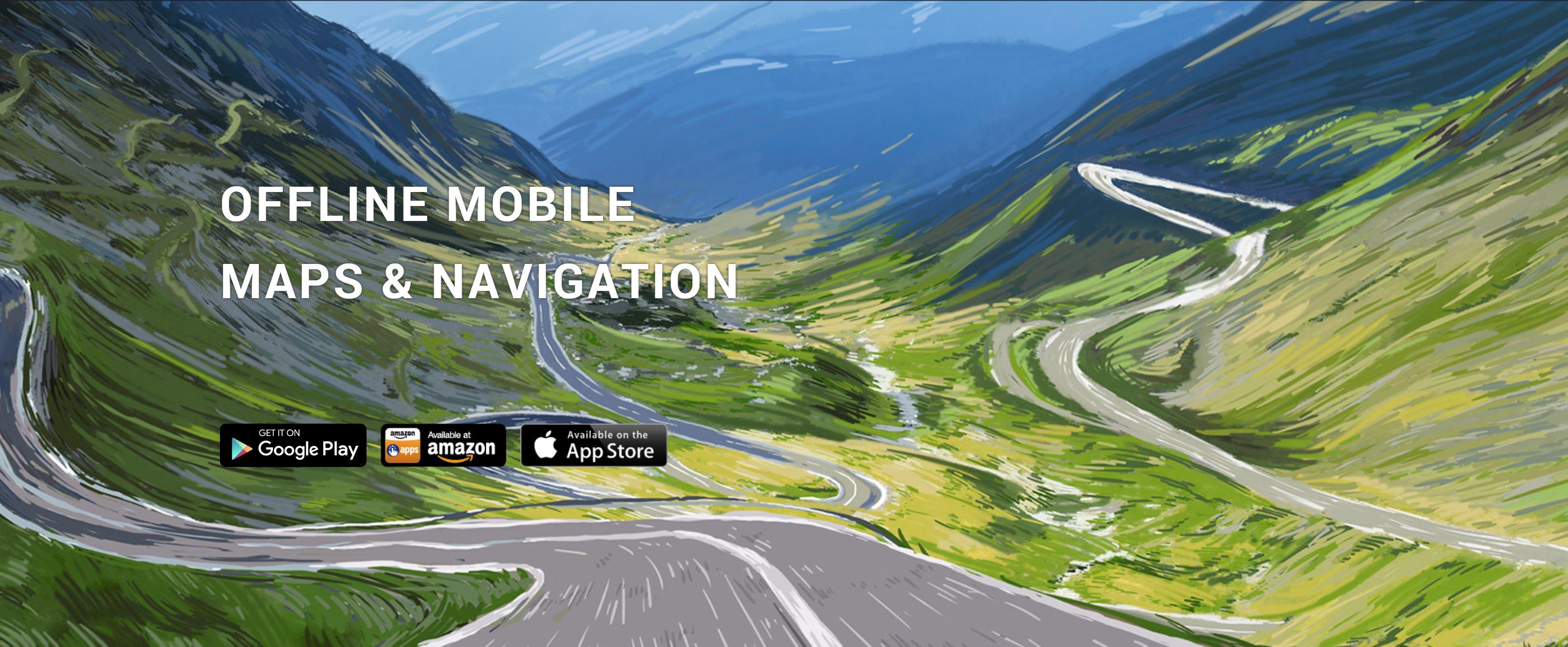 Toeren met navigatie via de OsmAnd-app