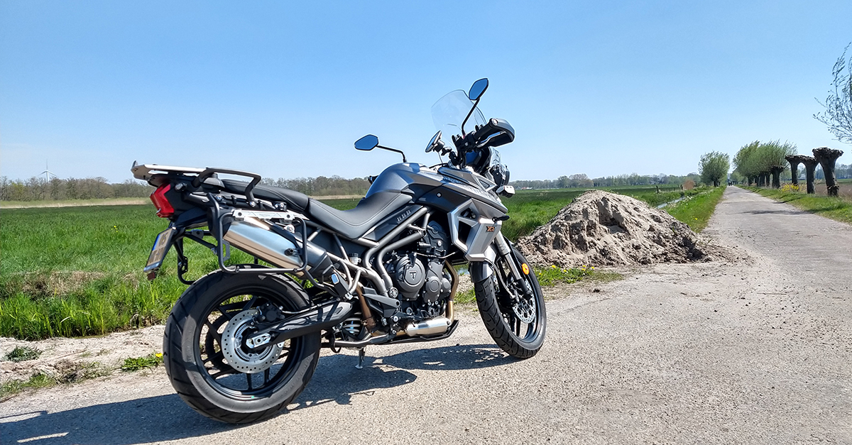 Triumph Tiger 800 XRt - Test