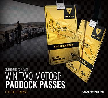 Win de ultieme MotoGP ervaring
