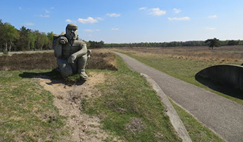 Dwars over de Veluwe