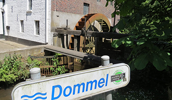 Meanderen langs de Dommel