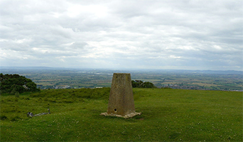 Rondje Cleeve Hill
